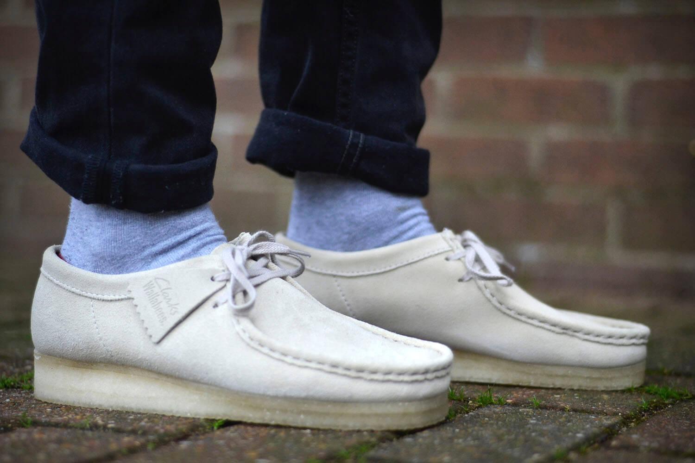 Clarks White Shoes Uk