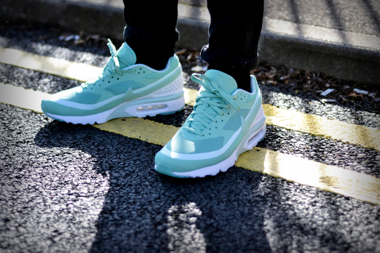 Nike Air Max Bw Ultra Mint