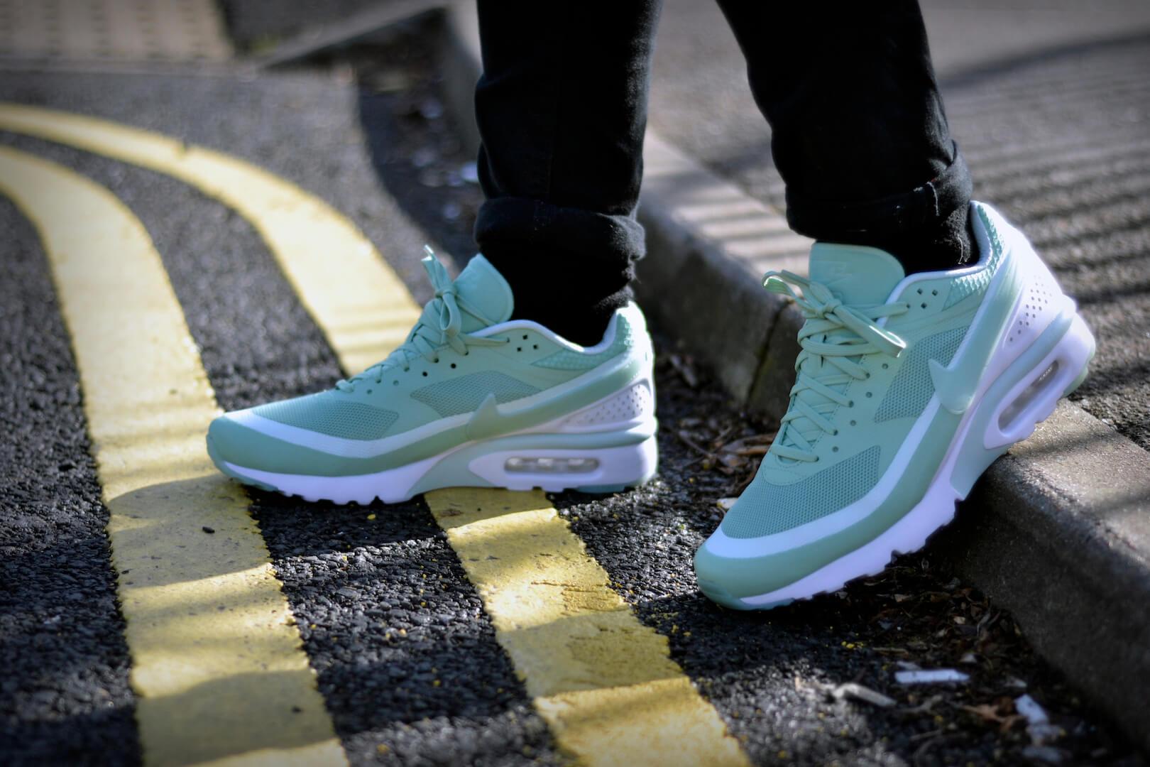 Air Max Ultra Bw  Sneaker Low  Enamel Green/Fiberglass