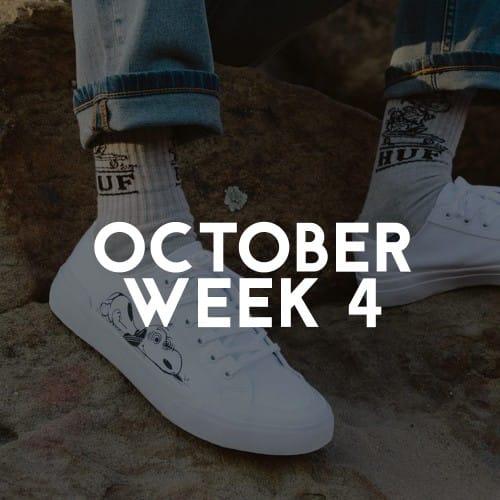 OCTOBER WEEK4