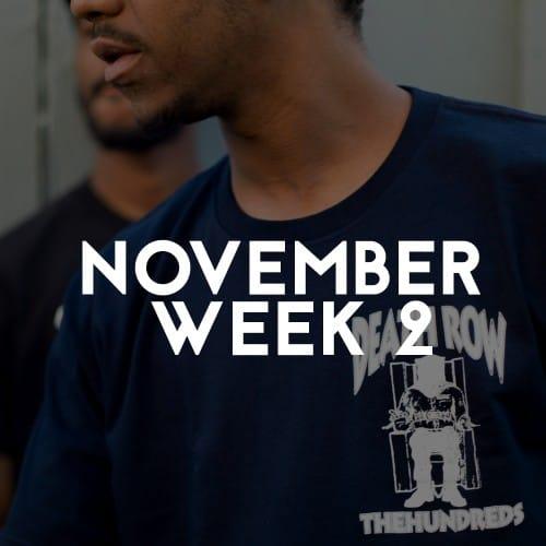 NOVEMBER WEEK2