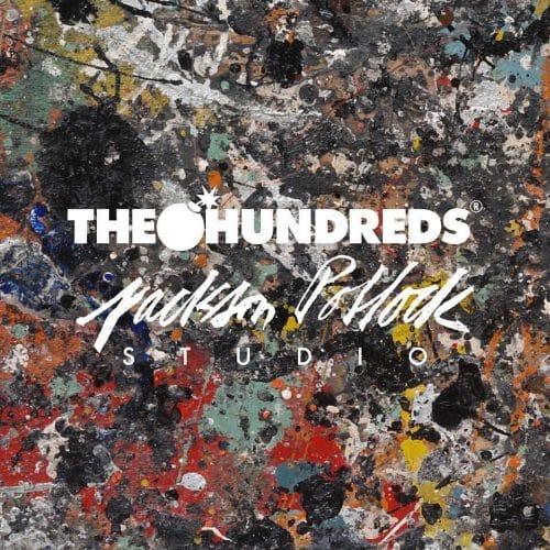 The Hundreds x Jackson Pollock