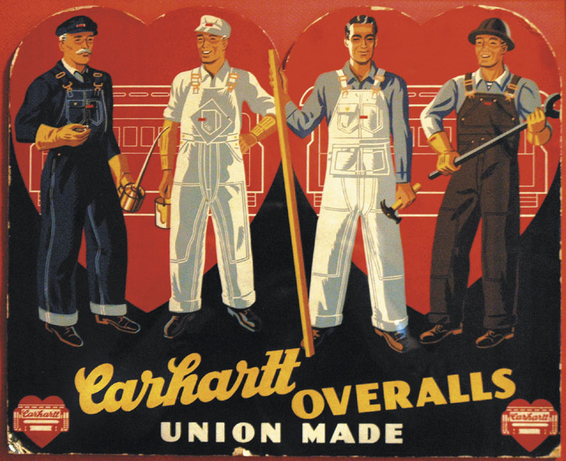 cfa7ea68d94 Carhartt is known for its high quality clothing