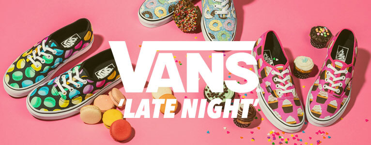 Vans Late Night