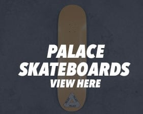 Skateboards | Palace, Cliche, Welcome Baords