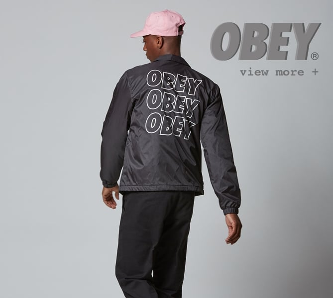 OBEY bottom left