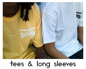 tees & long sleeves