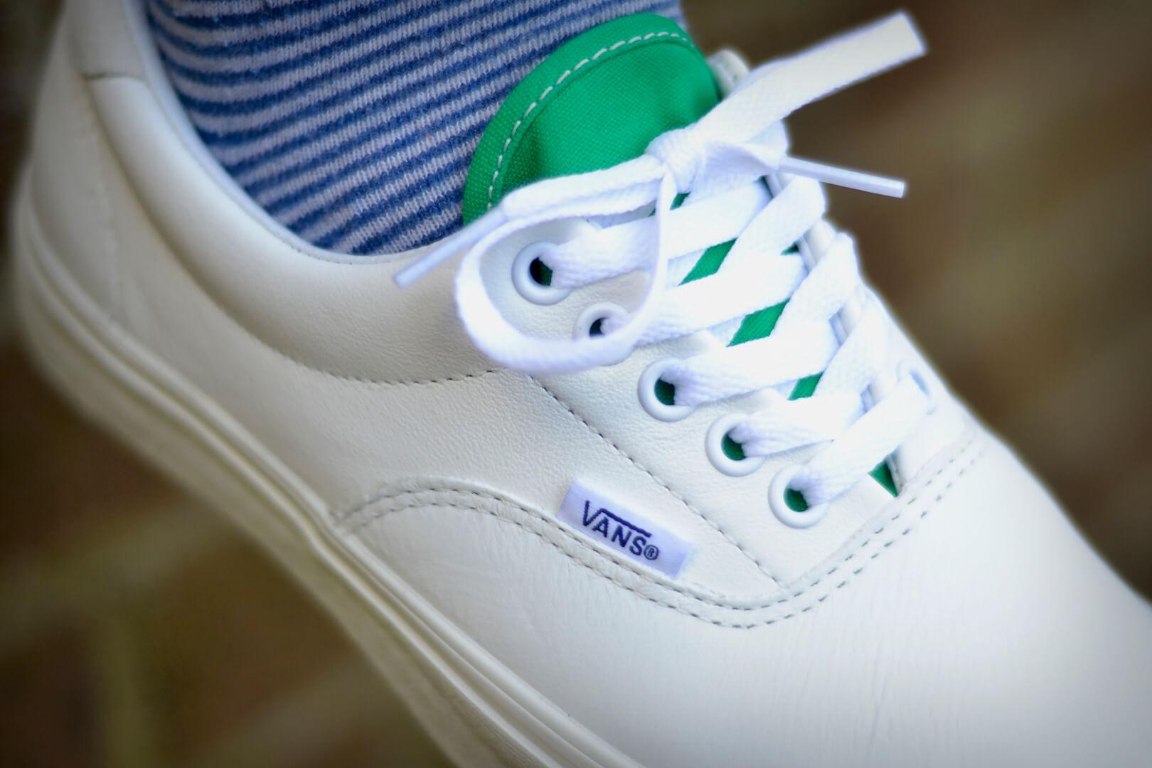 6b100f6c38 Vans Vintage Sport Era 59 – True White Kelly Green · era white kelly green  · era white kelly green2 · era white kelly green3