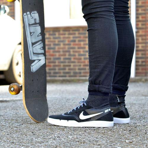 bb49b11bccb7b1 Nike SB Koston 3 Hyperfeel - On The Foot