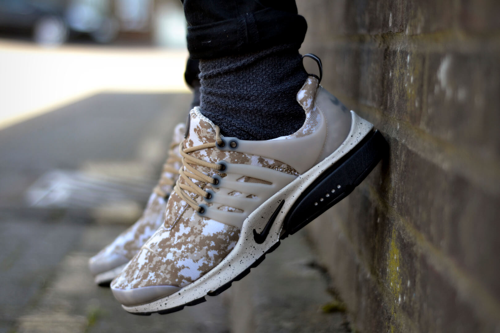 lowest price 8f68d 374c8 Nike Air Presto GPX 'Digi Camo // On-foot | Natterjacks Blog