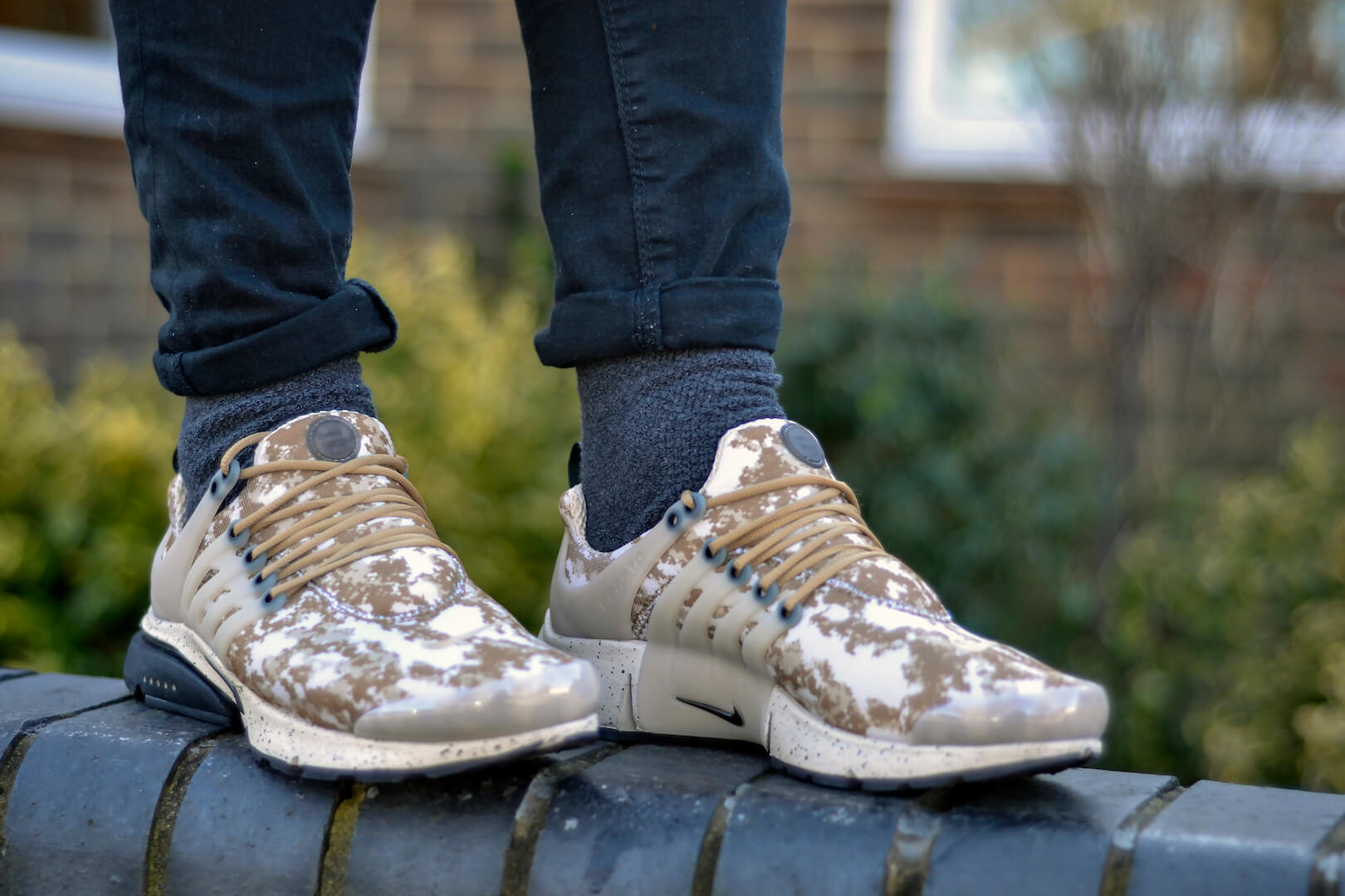 lowest price 972d9 e62fc Nike Air Presto GPX 'Digi Camo // On-foot | Natterjacks Blog