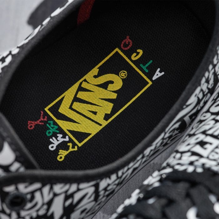 3fae2503e4 Two Tribes Unite  Vans x A Tribe Called Quest Capsule Collection ...