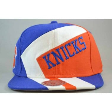 1snap Knicks Blue/Orange