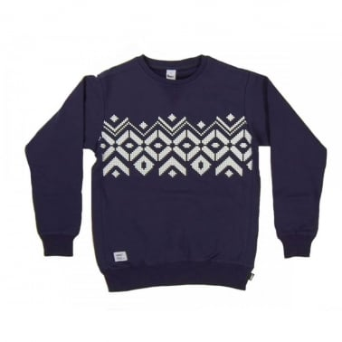 Alpine Crew Navy
