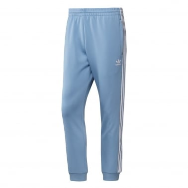 Adicolor Superstar Track Pant - Ash/Blue