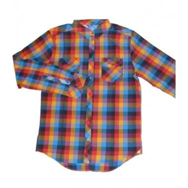 Adidas Check Shirt Multicolour