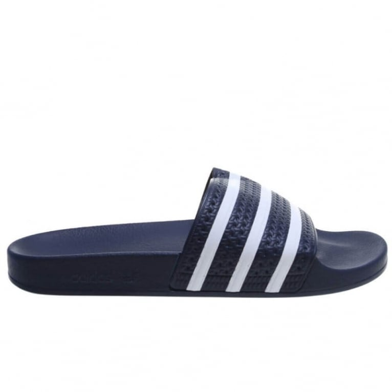 Adidas Originals Adilette Blue/White