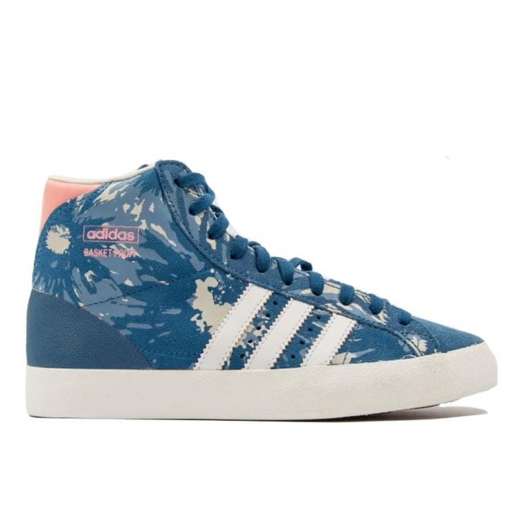 Adidas Originals Basket Profi OG Womens - Tribe Blue