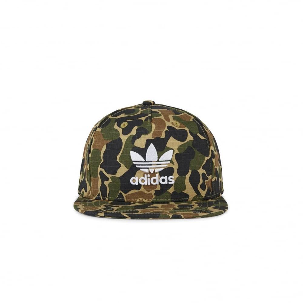 Adidas Originals Camo Snapback  9edafe9c70e