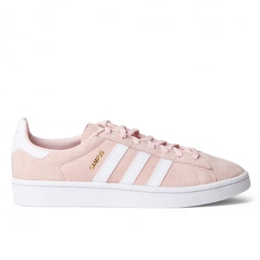 Campus Womens - Ice Pink/White