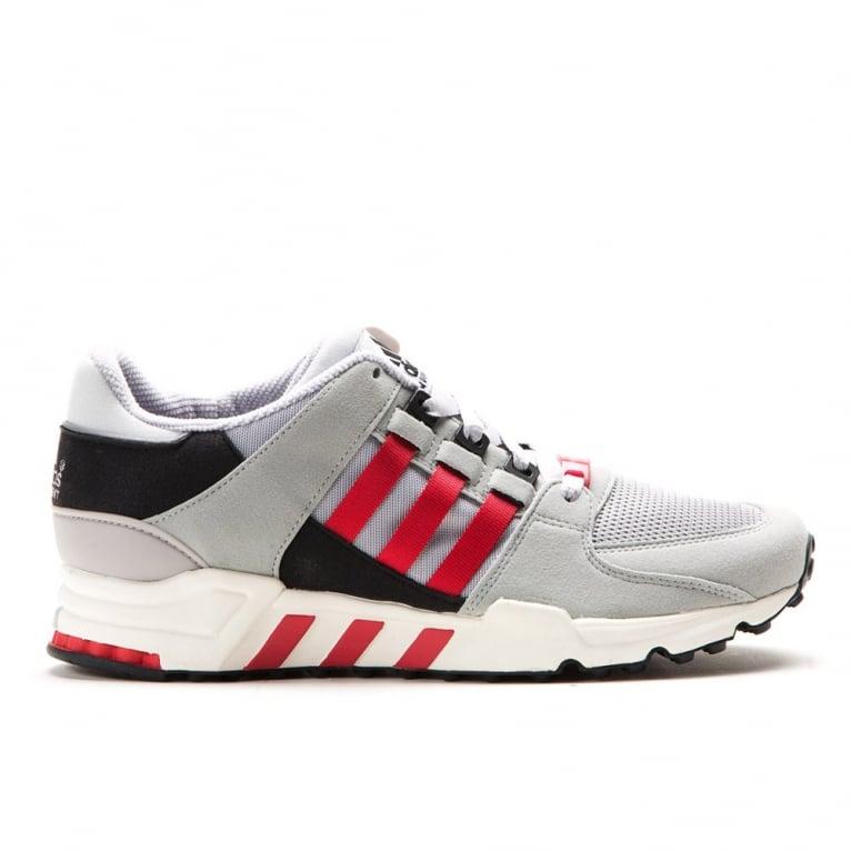 Adidas Originals EQT Run Support - Black/White/Scarlet