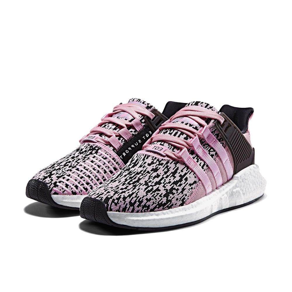san francisco 4a016 6b7a2 adidas originals EQT Support 93/17 - Wonder Pink