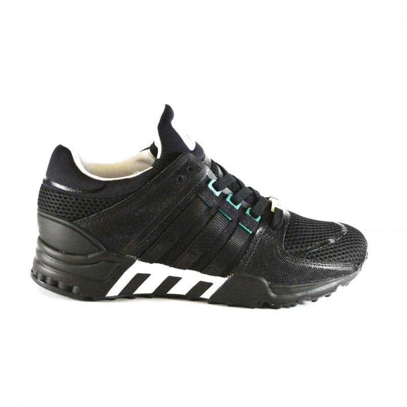 sale retailer cd50e c6fe5 adidas originals EQT Support 93 - Classic Black/Sub Green