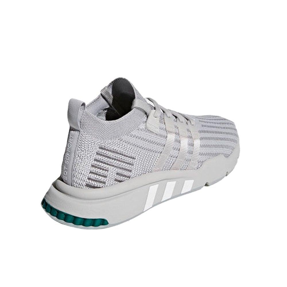 new style dd601 b2614 adidas originals EQT Support Mid ADV Primeknit - Grey/Silver/Grey