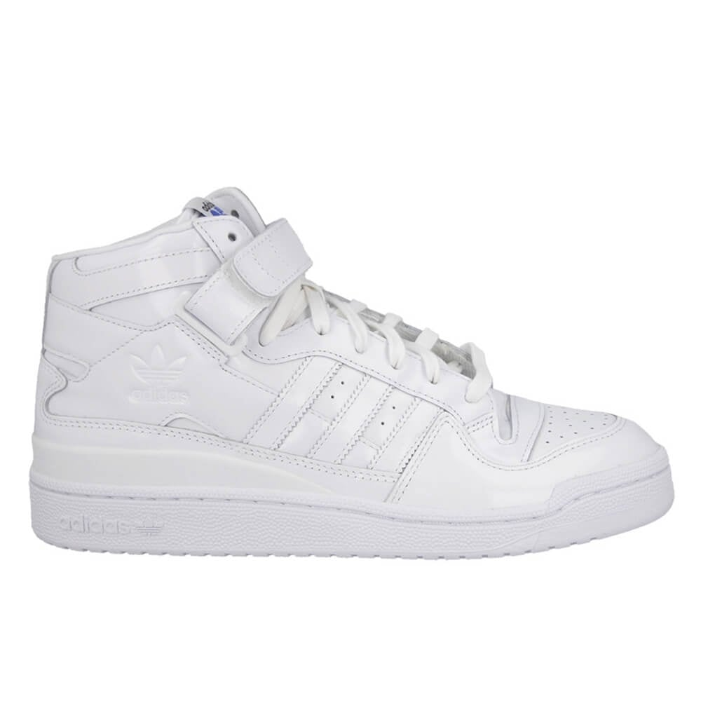 0b4e760c2db3 Adidas Originals Forum Mid White White