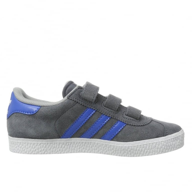 Adidas Originals Gazelle 2 CF C Lead/Bluebird