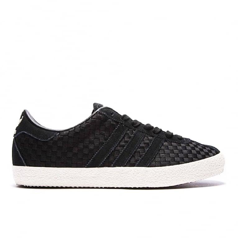 Adidas Originals Gazelle 70's - Black/Black