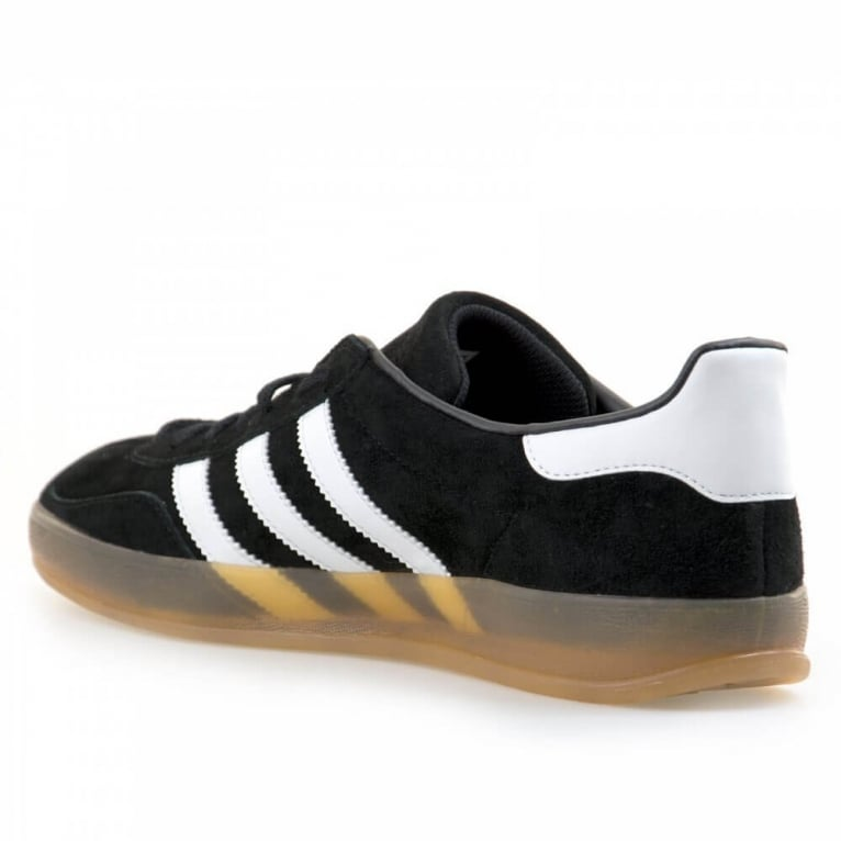 Adidas Originals Gazelle Indoor - Black/White