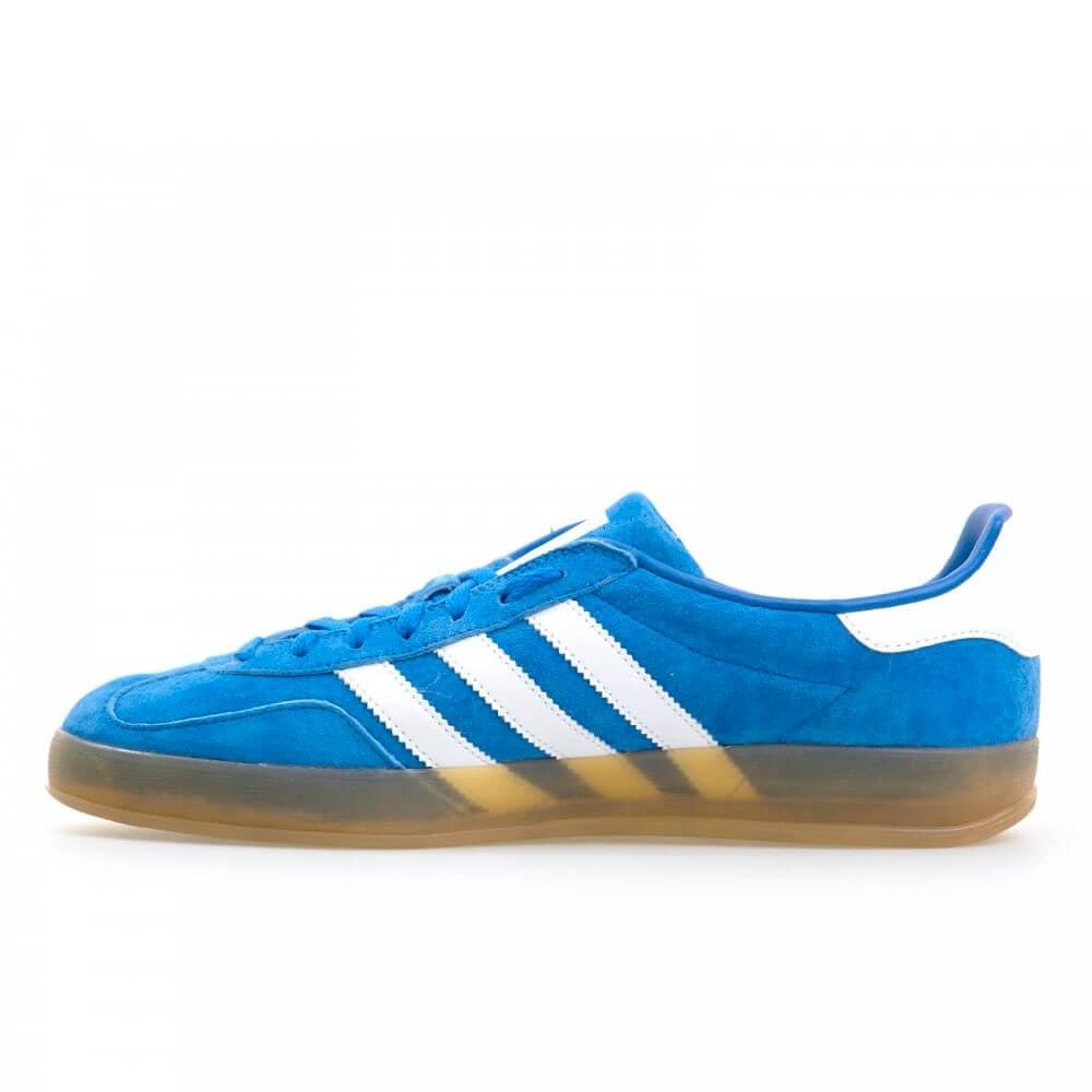 adidas indoor gazelle blue