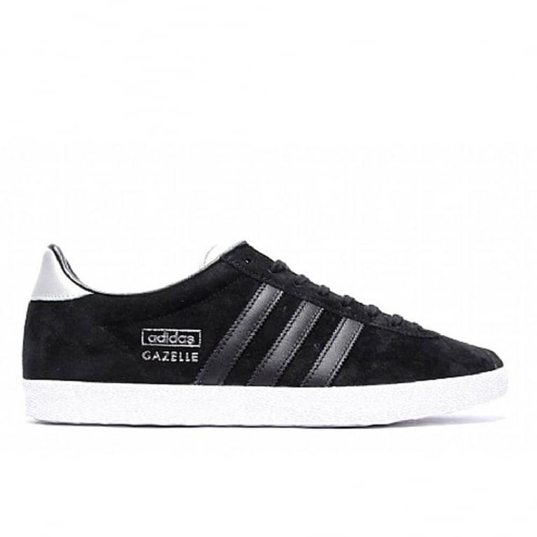 Adidas Originals Gazelle OG Black/Silver