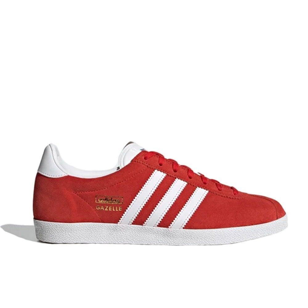 adidas originals Gazelle OG - Red/White/Gold