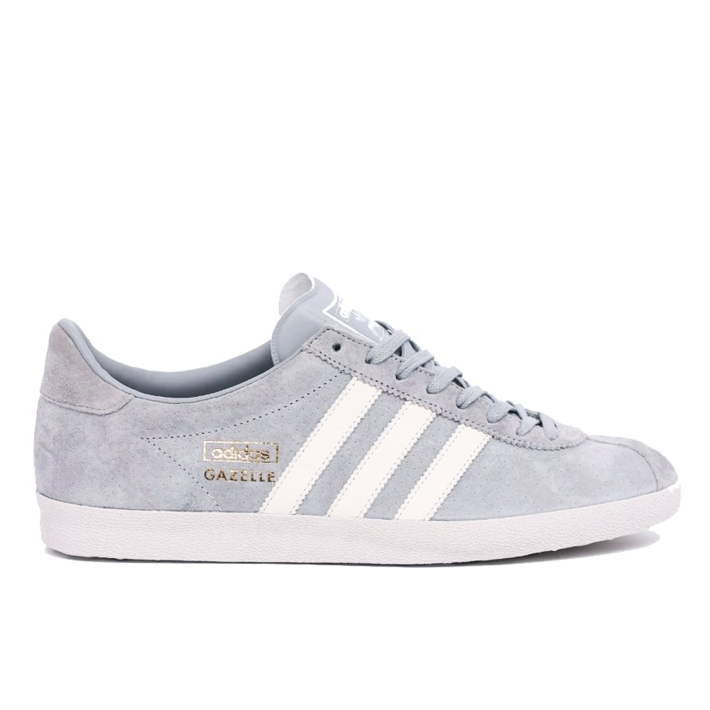 brand new 9c8a3 644c5 Gazelle OG - Solid Grey