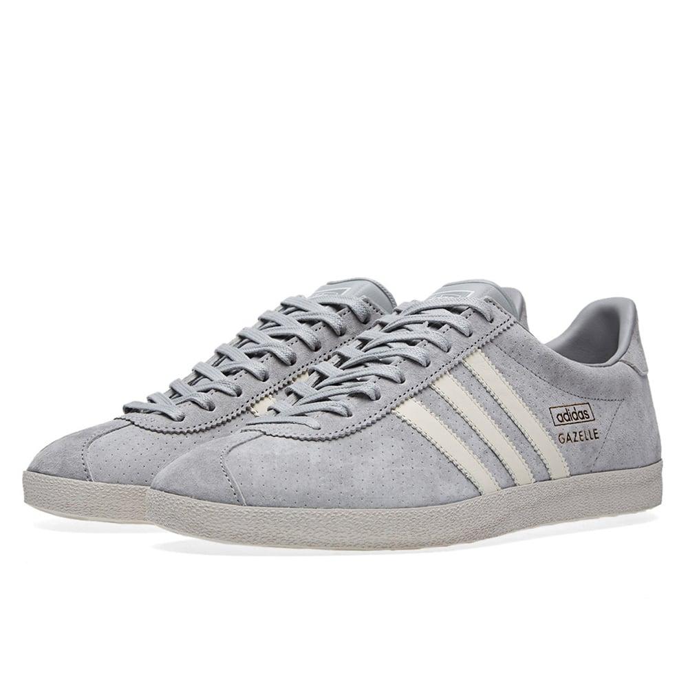 Adidas Originals Gazelle Og Solid Grey