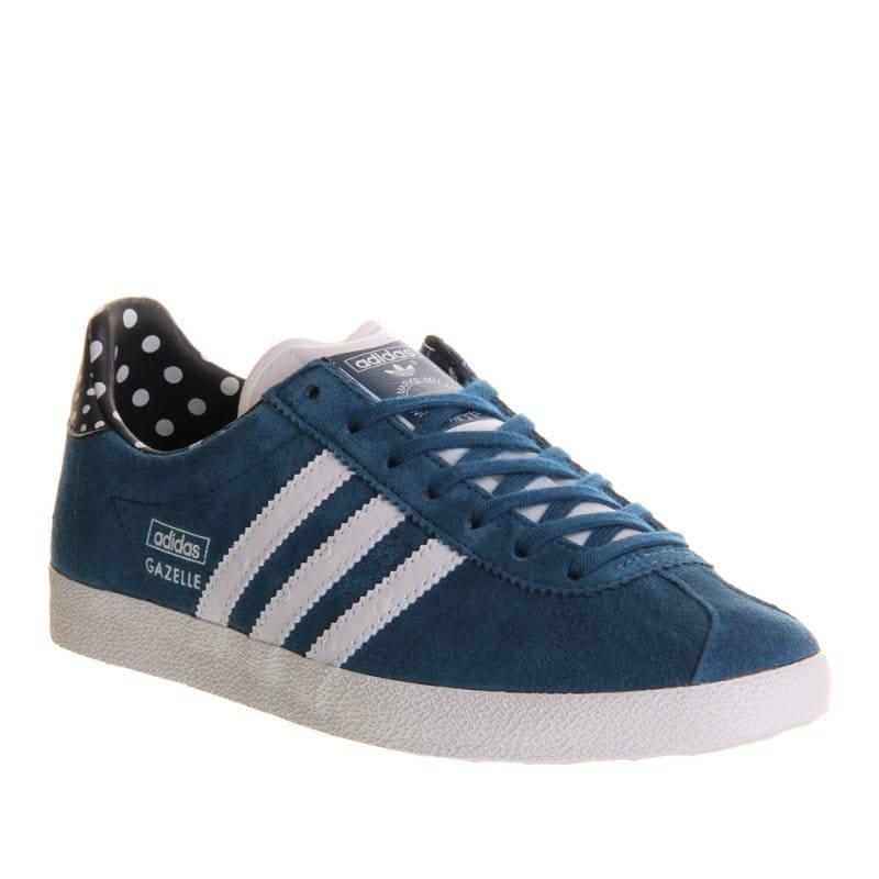 adidas originals Gazelle OG Womens Tribe Blue