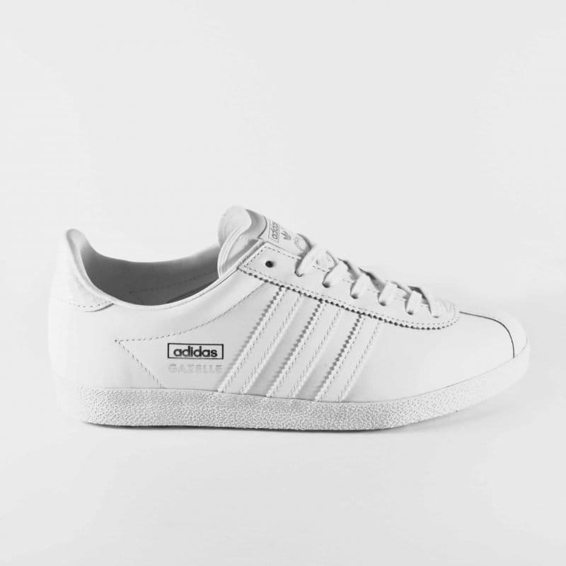 adidas originals Gazelle OG Womens White/White
