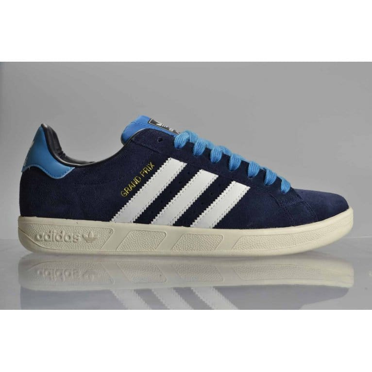 adidas originals grand prix new navy natterjacks. Black Bedroom Furniture Sets. Home Design Ideas