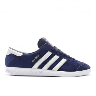 Hamburg - Navy/White/Gold