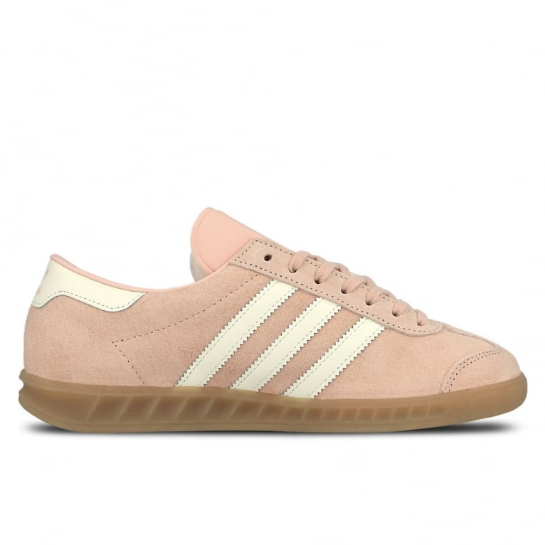 Adidas Originals Hamburg Womens - Vapour Pink
