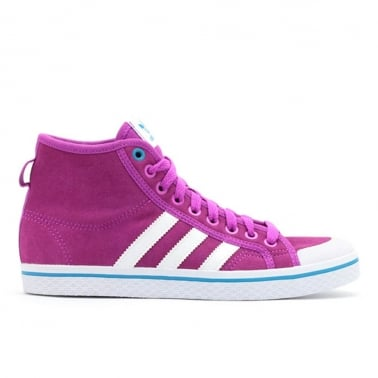 Honey Stripe Womens Vivid Pink