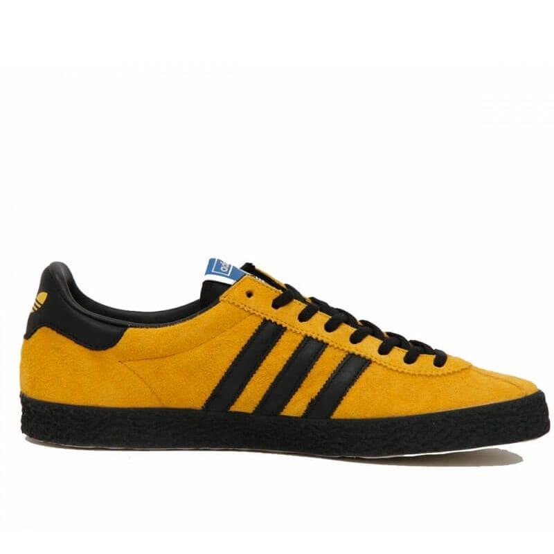 11a8f51177a Adidas Originals Jamaica Gold Black