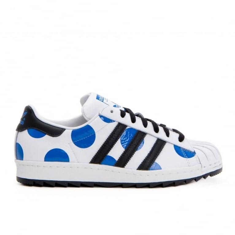 Adidas Originals Jeremy Scott Superstar Dots