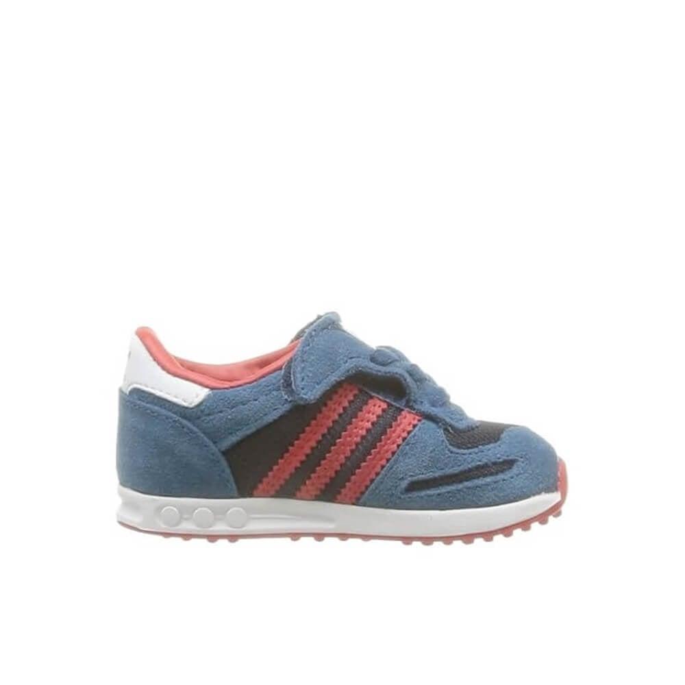 309ea070acc21 Adidas Originals LA Trainer CF Infants Legend Ink Red