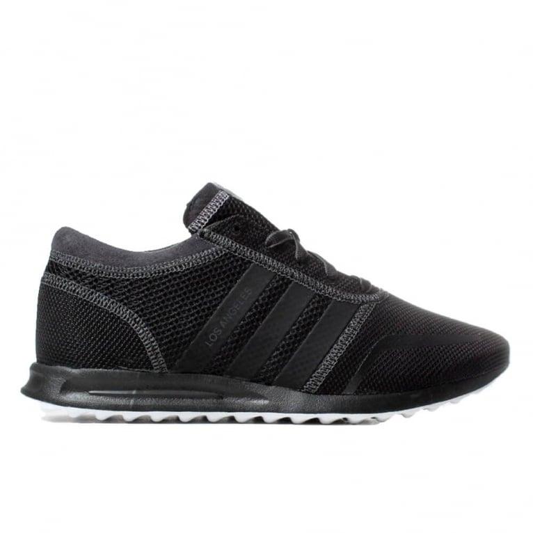 Adidas Originals Los Angeles - Black/Black/White
