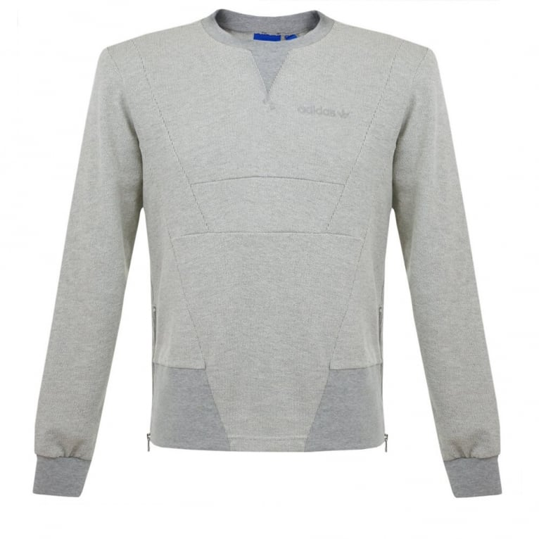 Adidas Originals Modern Crew Medium Grey