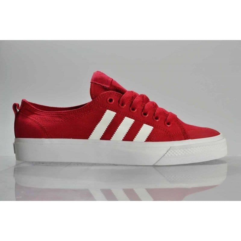 Inútil Mayor Sinceramente  Buy Adidas Originals Nizza Lo Cls 78 Red Beauty - Mens Fashion