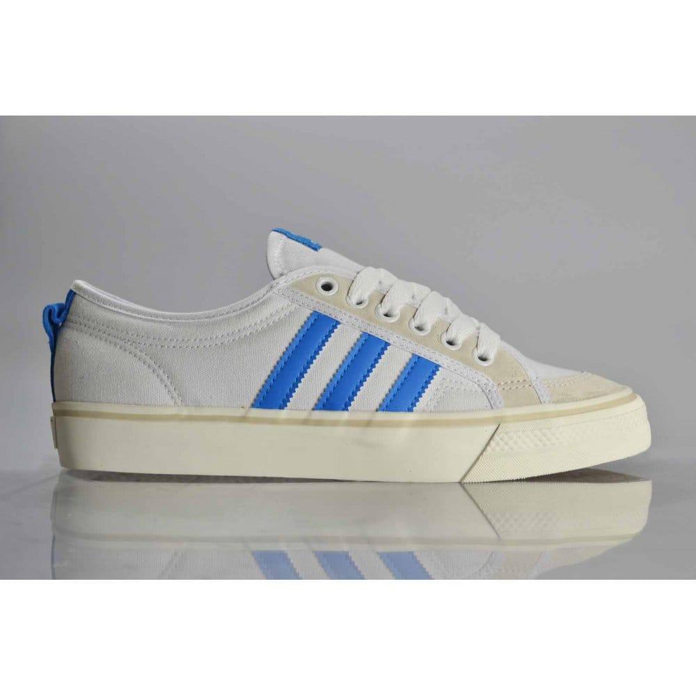 Adidas Originals Nizza Lo White/solar